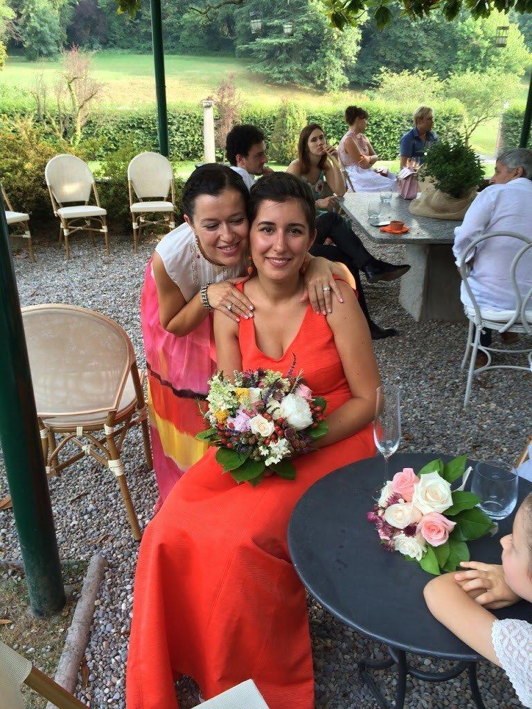 Con mia sorella