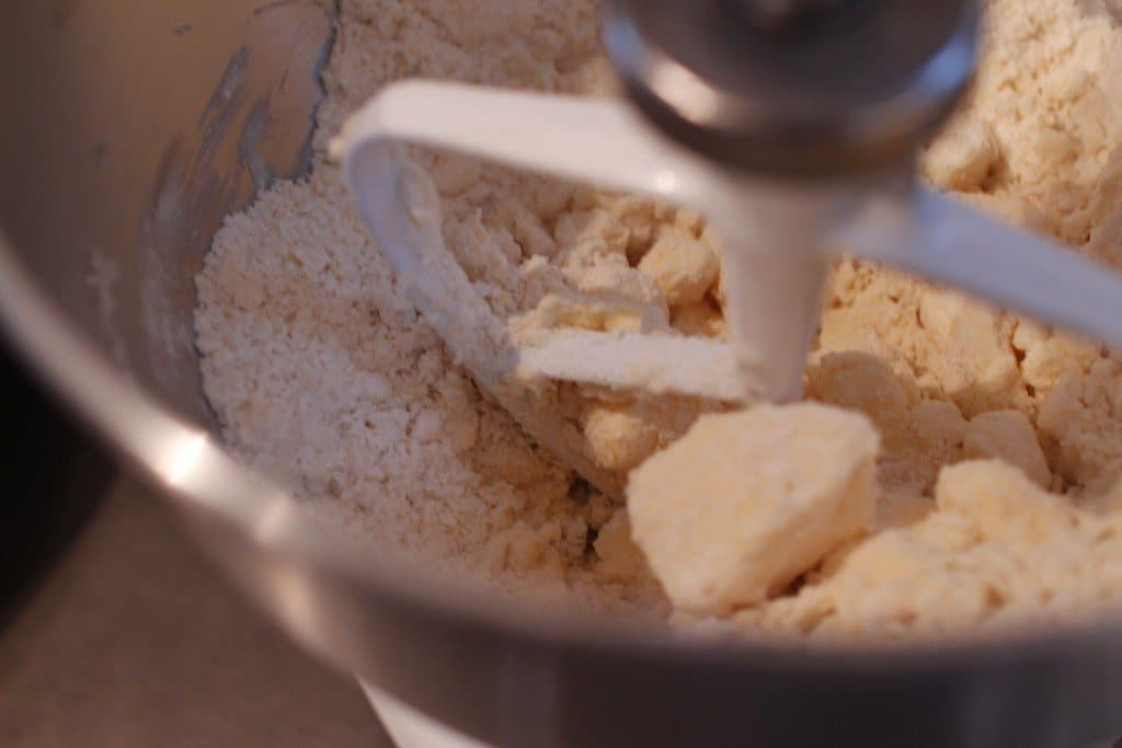 crostata di prugne